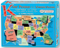 Kid's Floor Puzzle of the United States