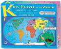 Kid's Floor Puzzle of the World