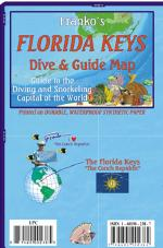 Florida Keys Adventure & Dive Map