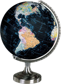 Orion Antique Globe