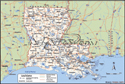 Louisiana Deluxe Parishes