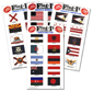 Flag-It Map Labels