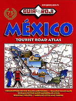 Guia Roji's Mexico Road Atlas