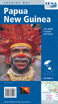Papua New Guinea Travel Map