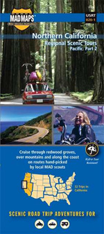 Northern California Regional Scenic Tours