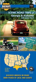 Georgia and Alabama Scenic Road Trips
