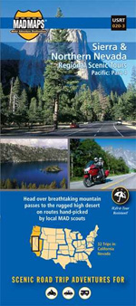 Sierra and Northern Nevada Regional Scenic Tours