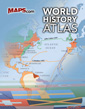 Maps.com World History Atlas Maps