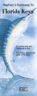 Florida Keys Guidemap