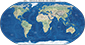 MDC World Physical Land Cover Map