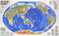 The Earths Fractured Surface Map