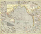 Pacific Ocean Map 1936