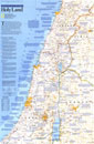 Special Places Of The World, Holy Land Map 1989 Side 1