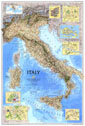 Italy Map 1995