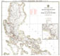 Philippines Military Telegraph Lines Map 1902