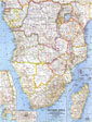 Southern Africa Map 1962