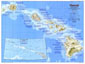 Hawaii Map 1983 Side 1