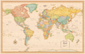 Rand McNally Classic Series World Wall Map
