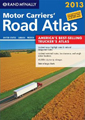 Rand McNally USA, Canada, Mexico Standard Motor Carriers Road Atlas
