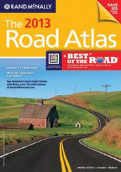 Rand McNally USA, Canada, Mexico Road Atlas