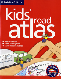 USA Kid's Road Atlas