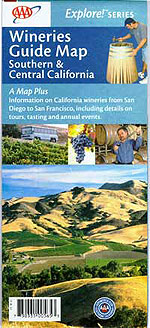 AAA Southern & Central CA Wineries