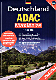 Germany Maxi Atlas