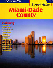 Miami Dade Co, FL Atlas