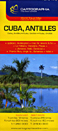 Cuba and the Antilles Travel Map