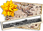 Antique Wall Map Gifts