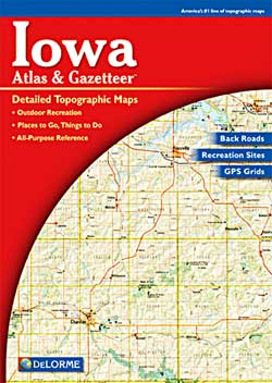 Iowa State Atlas & Gazetteer