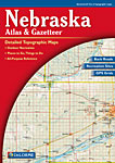 Nebraska State Atlas & Gazetteer