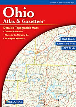 Ohio State Atlas & Gazetteer