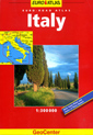 Italy Road Atlas