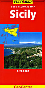 Sicily Travel Map