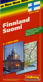 Finland Travel Map