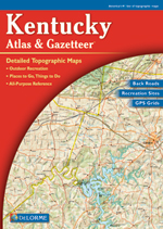 Kentucky Atlas and Gazetteer
