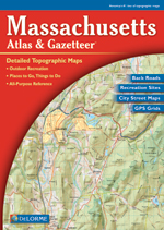Massachusetts Atlas and Gazetteer