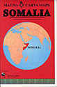 Somalia Travel Map