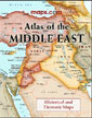 Maps.com Middle East Atlas
