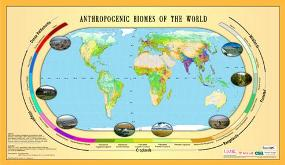 Anthropogenic Biomes of the World