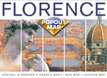 Florence PopOut Street Map