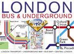 London Transit PopOut Street Map