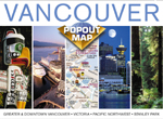 Vancouver, British Columbia PopOut Street Map