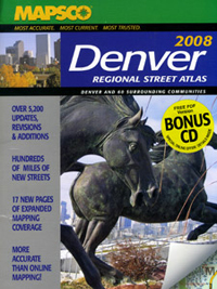 Denver, CO Regional Atlas