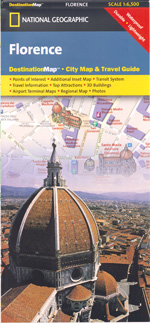Florence Destination Map