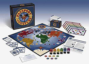 Passport to Culture - The World Culture Game