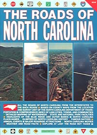 North Carolina Road Atlas