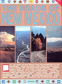 New Mexico Road Atlas