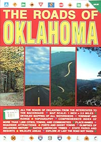 Oklahoma Road Atlas